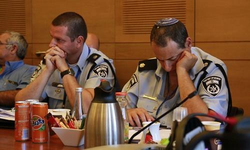 משטרת ישראל בועדת הסמים