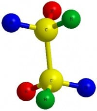 המבנה הכימי של ה'אתן'