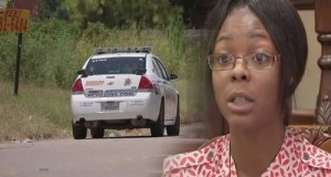 צ'רנסיה קורלי - צעירה שעברה חיפוש סמים לא חוקי בטקסס
