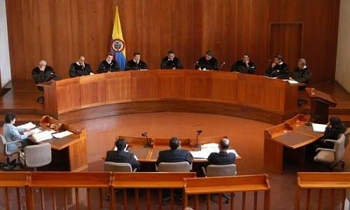 בית המשפט העליון בקולומביה