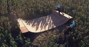 X Catepillar ramp