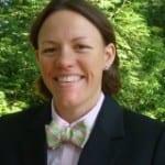 מורגן מוריאן - חוקרת מקולג' אוברלין שבאוהיו