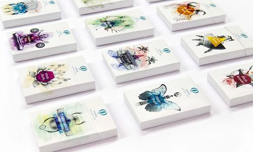 פרוייקט וויאג' - קנאביס כחול לבן בעיצובים מרהיבים