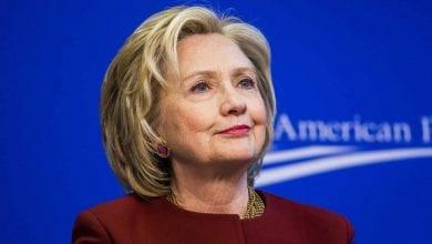 "Photo of הילרי קלינטון: ""תומכת במדינות שעושות לגליזציה"""
