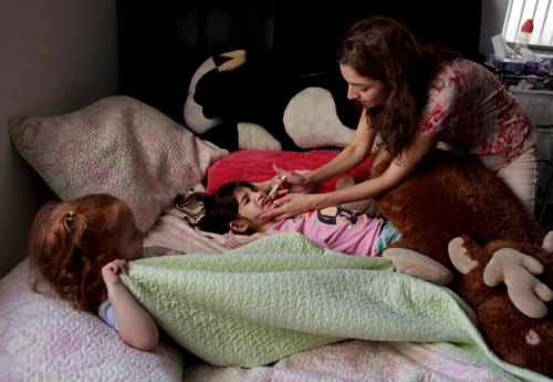 ילדה קנאביס רפואי מקסיקו