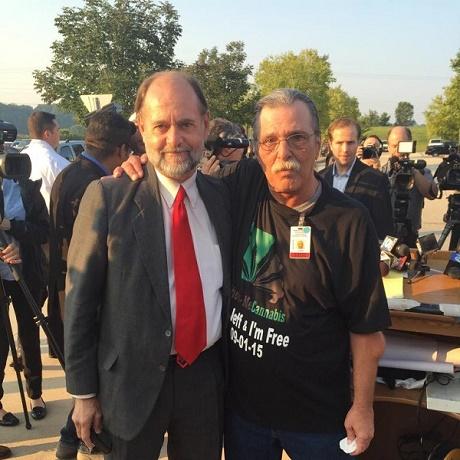 ג'ף מיזנסקי - חופשי לאחר 21 שנים בכלא