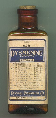 סירופ דיסמנין המכיל קנאביס