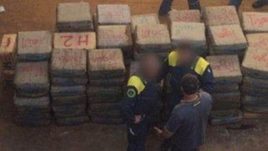 20 טון מריחואנה נתפסו בבטן ספינה בדרכה לאירופה