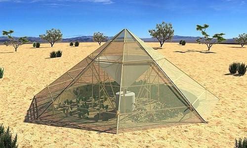 Photo of אוהל מיוחד יאפשר לגדל קנאביס במדבר