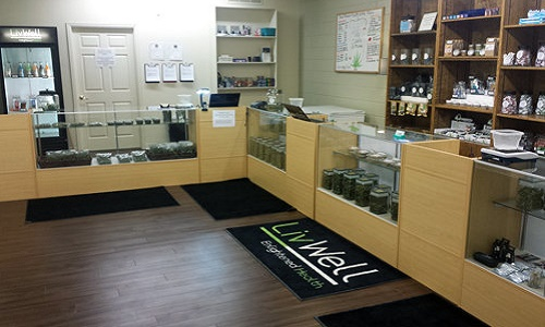 אחת מחנויות רשת Livewell בקולורדו