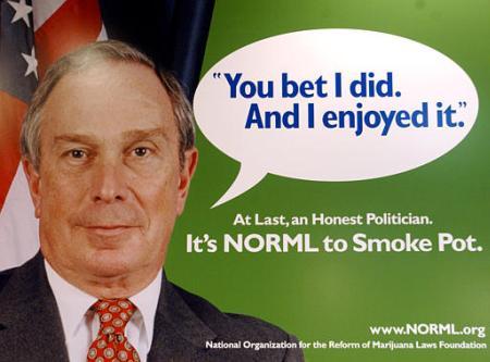 """""""בטח שעישנתי, ונהנתי מזה""""- הקמפיין של NORML"""