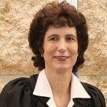 השופטת דפנה ברק-ארז