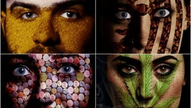 Photo of אמן צילם אנשים תחת השפעת סמים שונים
