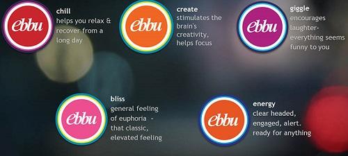 Ebbu - חמישה סוגי השפעה שונים לבחירה
