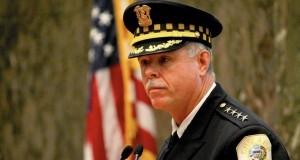 גרי מקארתי - מפקד משטרת שיקגו