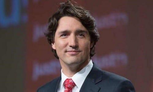 ג'סטין טרודו ראש ממשלת קנדה