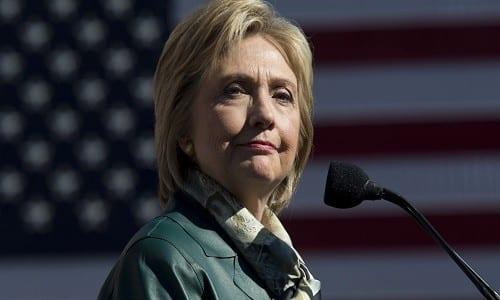 המועמדת הדמוקרטית לנשיאות: הילרי קלינטון