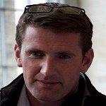אודהן או'ריורדיין - השר האחראי על מדיניות הסמים הלאומית באירלנד