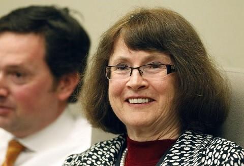 ג'יני בורדיק - מראשי הוועדה המשותפת לליגליזציה של מריחואנה באורגון