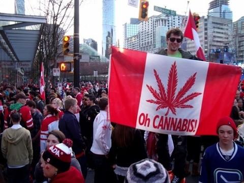 מרבית הציבור הקנדי תומך במיזם הלגליזציה