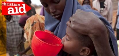 ארגון Christian Aid שם לו למטרה לחסל את העוני והרעב בעולם