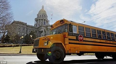 בתי הספר בקולורדו מקבלים מיליוני דולרים מרווחי המיסים