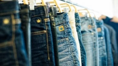 Photo of 'המפ בלו' – ליין ג'ינסים מקנאביס