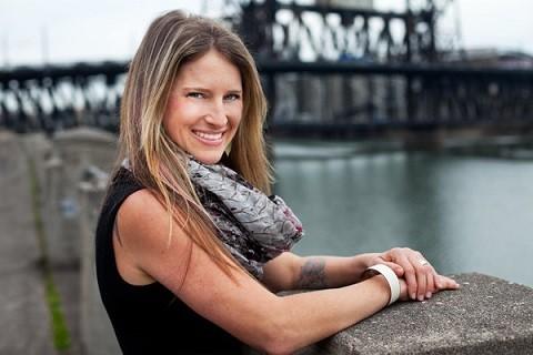 ליה מורר - פעילה חברתית שנחשבת לפנים של הלגליזציה באורגון