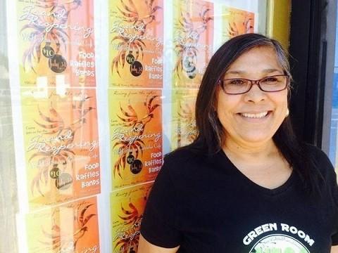 """מדליין מרטינז - מנכ""""לית סניף אורגון של הארגון הלאומי לרפורמה בחוקי מריחואנה"""