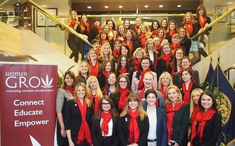 """תעשיית הקנאביס - התעשייה עם הכי הרבה נשים בכירות בארה""""ב"""