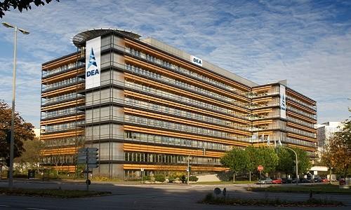 משרדי ה-DEA בהמבורג