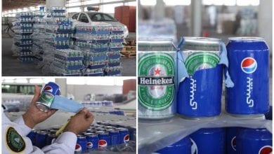 Photo of ערב הסעודית: 48 אלף פחיות בירה היינקן בעטיפות פפסי