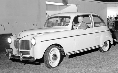 """רכב ה""""המפ"""" של הנרי פורד (1941)"""