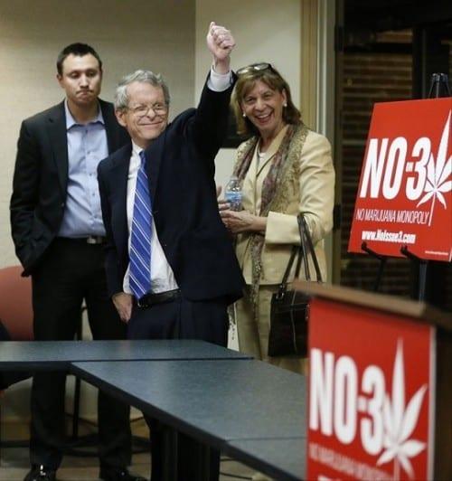 לא למונופול המריחואנה - אוהיו נגד לגליצזיה