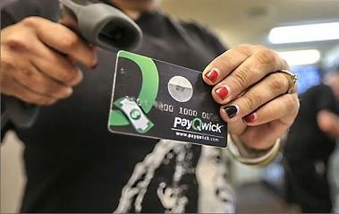 'פייקוויק' - כרטיס אשראי לרכישת קנאביס במדינת וושינגטון
