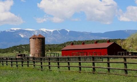 מחוז פואבלו שבדרום מדינת קולורדו