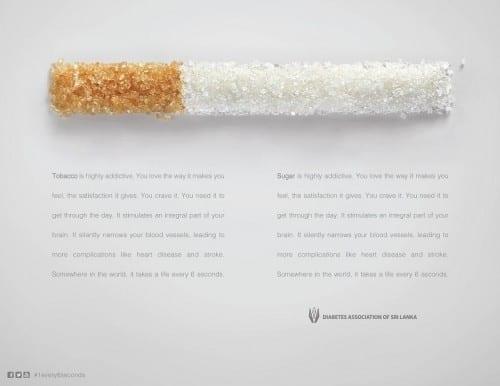 סוכר וטבק הורגים מישהו כל 6 שניות
