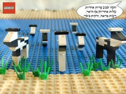 מקץ - פרות רזות
