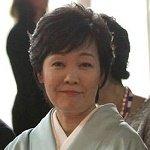 אקי אבה, הגברת הראשונה של יפן.
