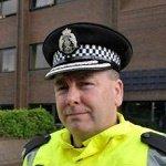 בריאן מקלנולטי, מפקח בכיר במחלקה המשפטתית של משטרת סקוטלנד