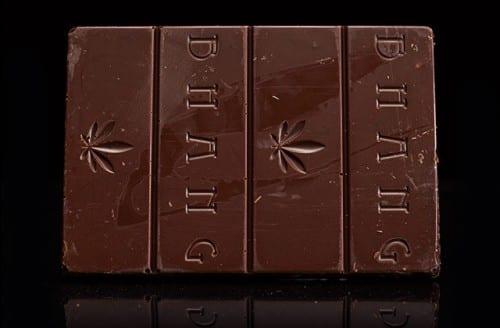 """המאכל הטוב ביותר - חטיף שוקולד ממולא המכיל 180 מ""""ג THC"""