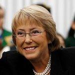 מישל בצ'לט - נשיאת צ'ילה