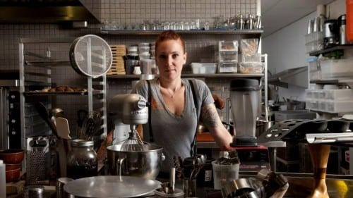 """מינדי סגל - שפית מפורסמת משיקגו, זוכת פרס הבישול ע""""ש ג'יימס בירד"""