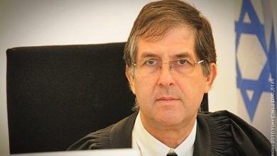 השופט רון שפירא