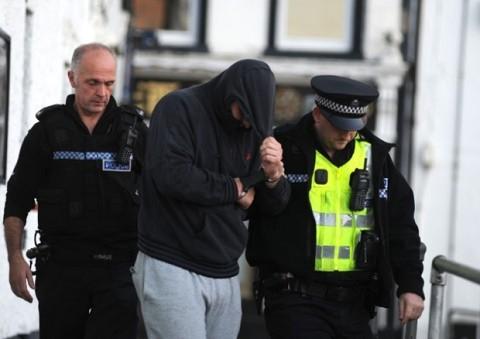 צרכני הקנאביס בסקוטלנד מסתכנים היום במעצרים על שימוש עצמי