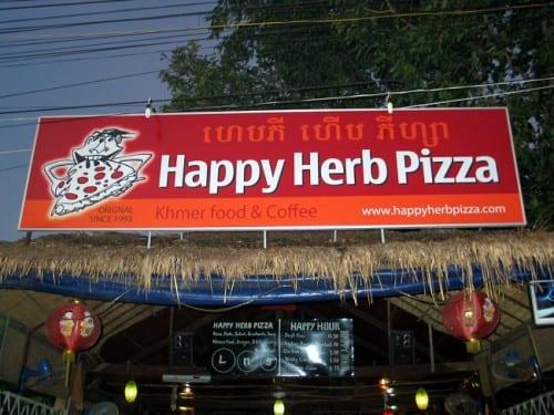 הפי פיצה קמבודיה