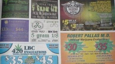 "Photo of רשות הדואר בארה""ב לעיתונים: ""אסור לפרסם מודעות קנאביס"""