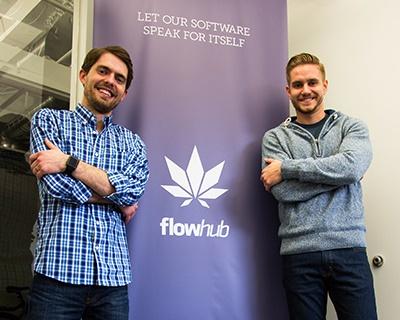 מייסדי חברת 'פלואו-האב' - מאפשרים לעובדים לעשן קנאביס בעבודה