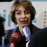 מריסול טוריין, שרת הבריאות של צרפת