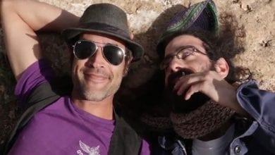 """קטע מתוך פרק 6 של סדרת """"מעבר לקווים"""" - קנאביס כפתרון לסכסוך הישראלי ערבי"""